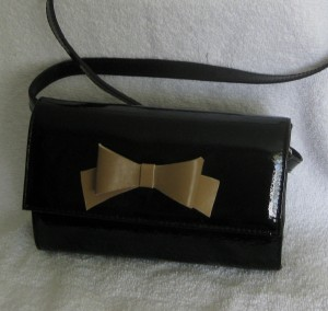 patent bow bag front