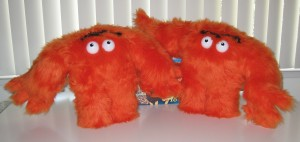 orange furry guys